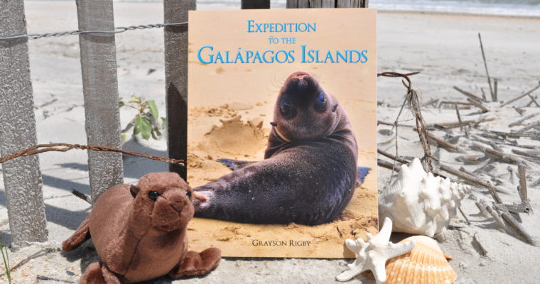 """New Release: """"Expedition to the Galápagos Islands"""" by Young Author Grayson Rigby"""