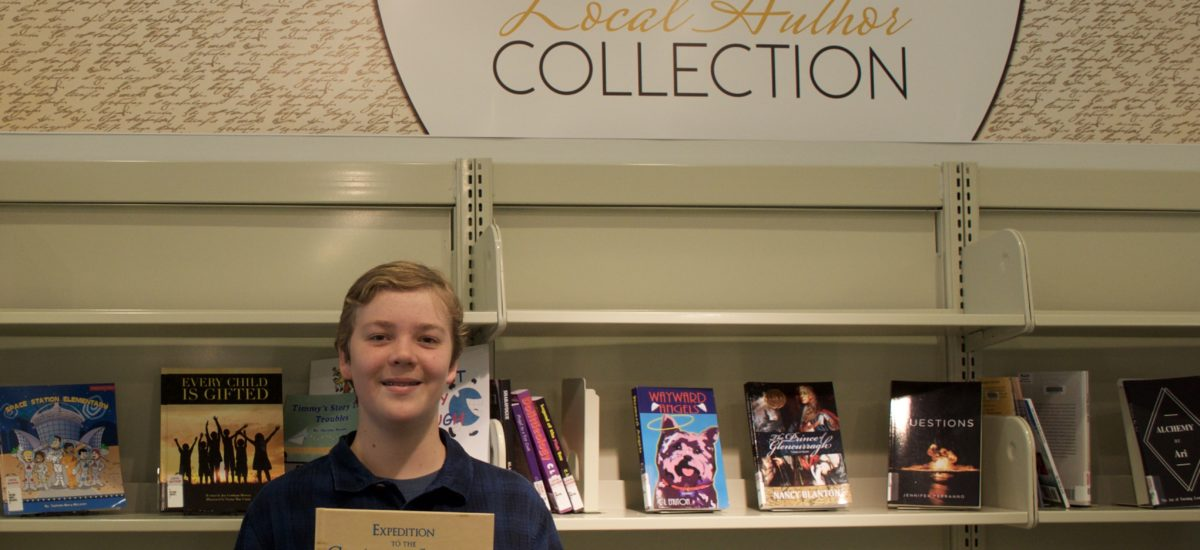 Unveiling of Local Author Collection