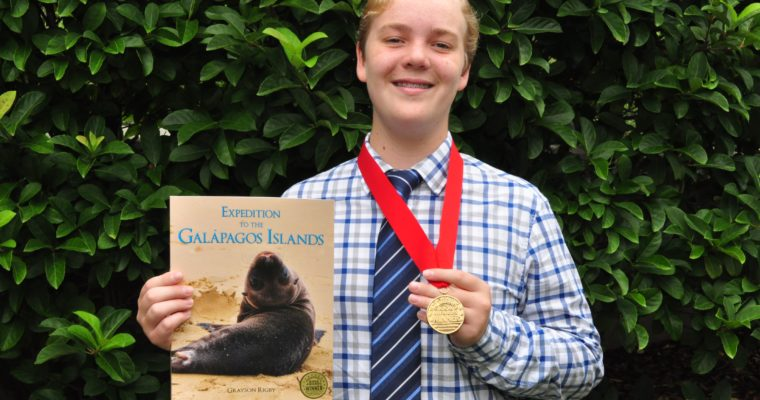 12-Year-Old Author Wins National Book Award